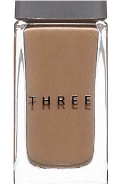 three『ネイルポリッシュ』『100 HANNELORE』