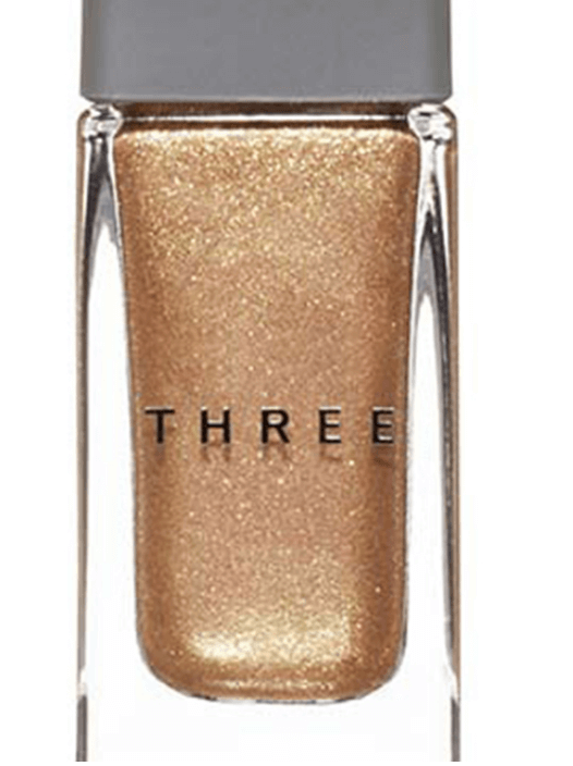 three『ネイルポリッシュ』『X34 STAY GOLD』【限定】
