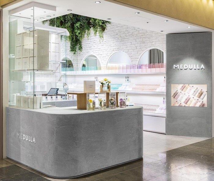 MEDULLA店舗