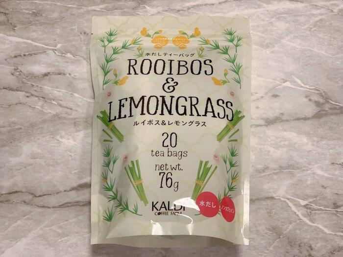 『水だし ルイボス&レモングラス 20p』
