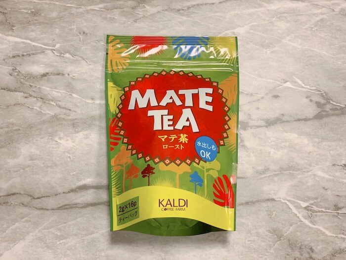 『マテ茶 ロースト 16TB』