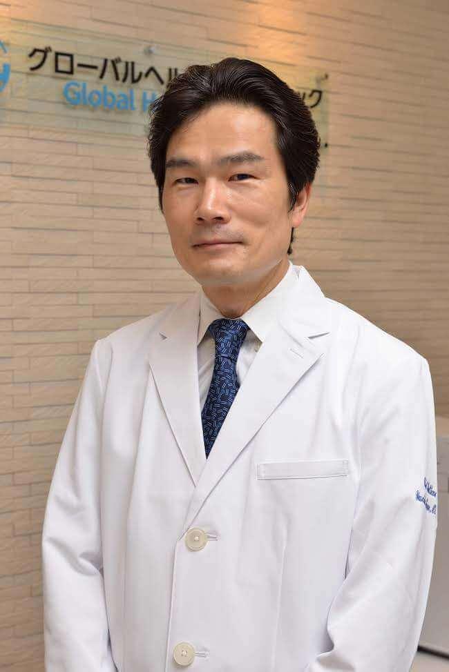 感染症専門医・グローバルヘルスケアクリニック院長・水野 泰孝医師