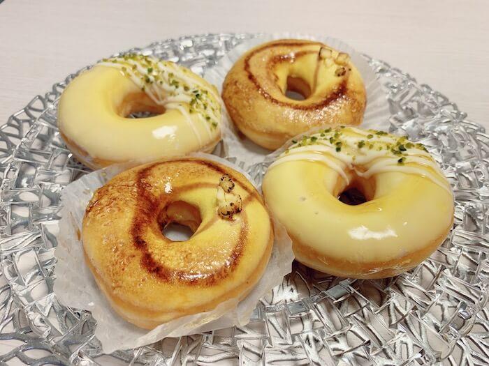 『バスク風 チーズケーキ』&『レモン レア チーズケーキ』