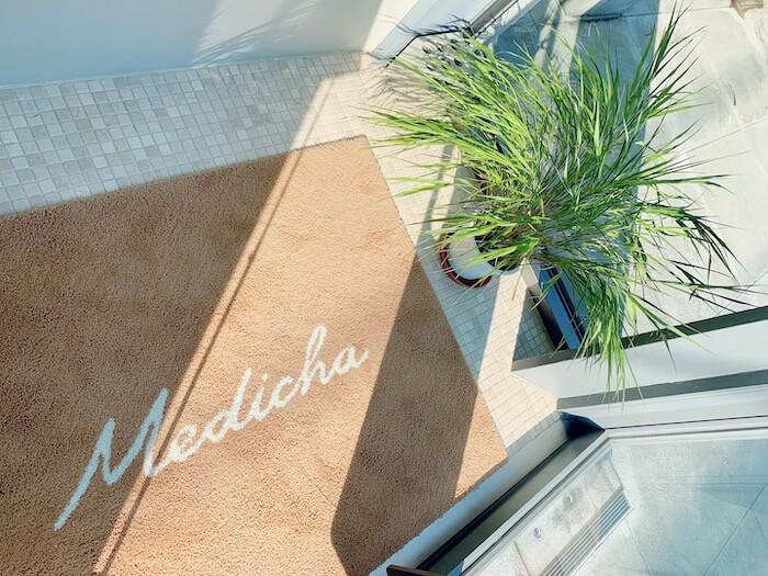 メディテーションスタジオ『Medicha(メディーチャ)』入り口