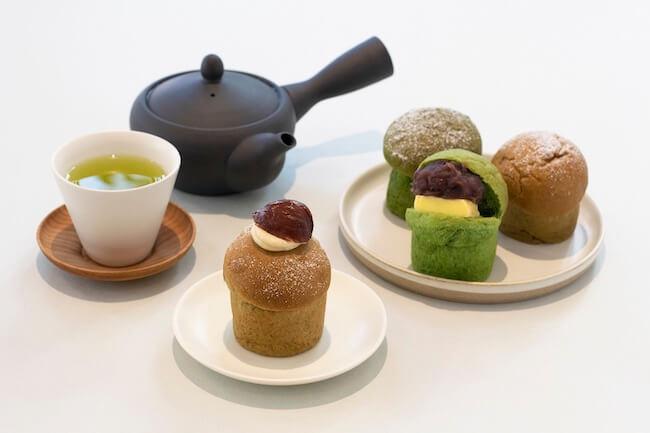 『ほうじ茶パン』