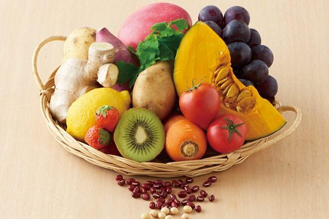 『いちずな酵素』厳選した60種の国産素材