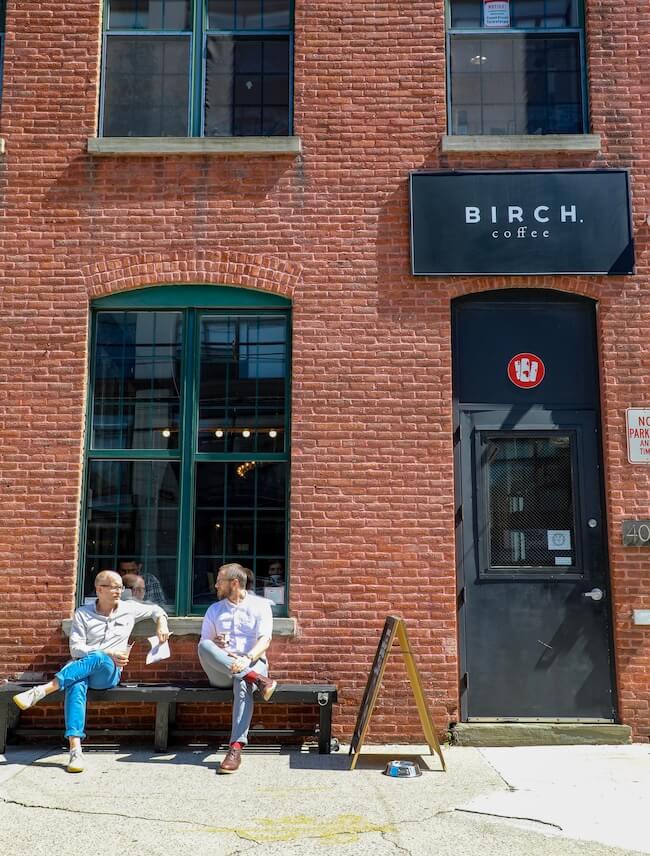 『Birch Coffee(バーチコーヒー)』