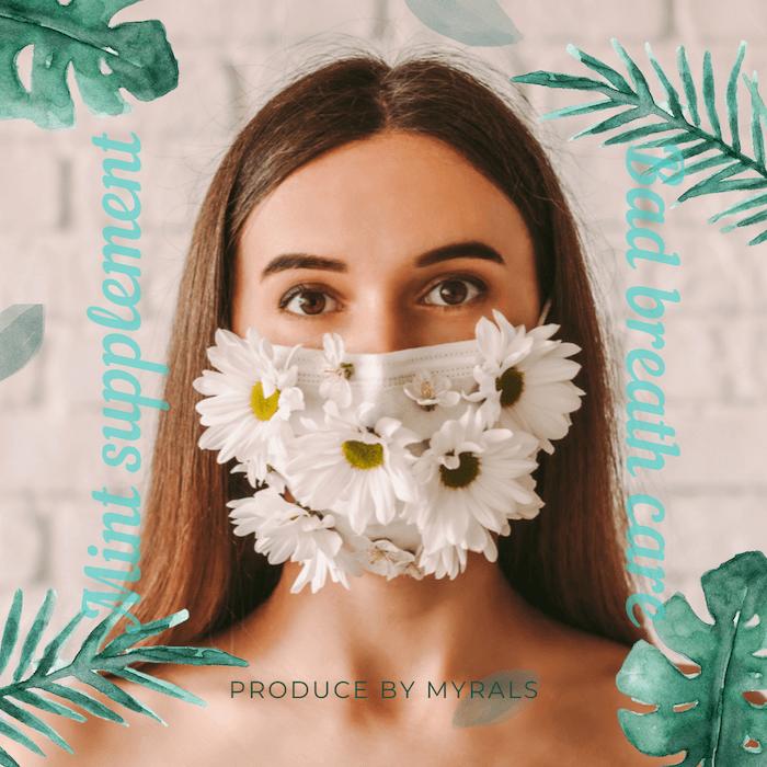 マスク着用時の口のニオイが気になる…口内&腸内環境にWアプローチ!水なしで摂れるサプリって?