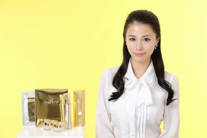 株式会社ジャパンベストヒール代表取締役 西島直子さん 『esther grace cosmetics(エステル・グレース・コスメティクス)』