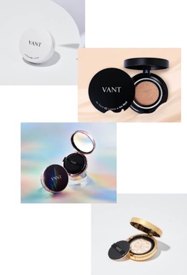 「VANT36.5」ファンデーション