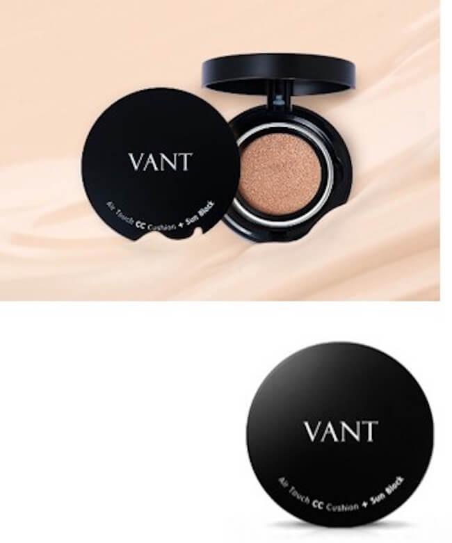 VANT36.5『エアータッチCCクッション プラス サンブロック』