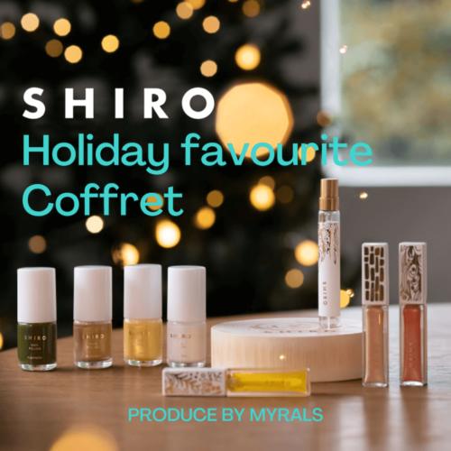 今年ならではの特別なクリスマスにぴったり!おうちホリデーを彩る「SHIRO」のクリスマスコフレ♡