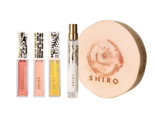 SHIRO『ホリデー フェイバリット コフレ』