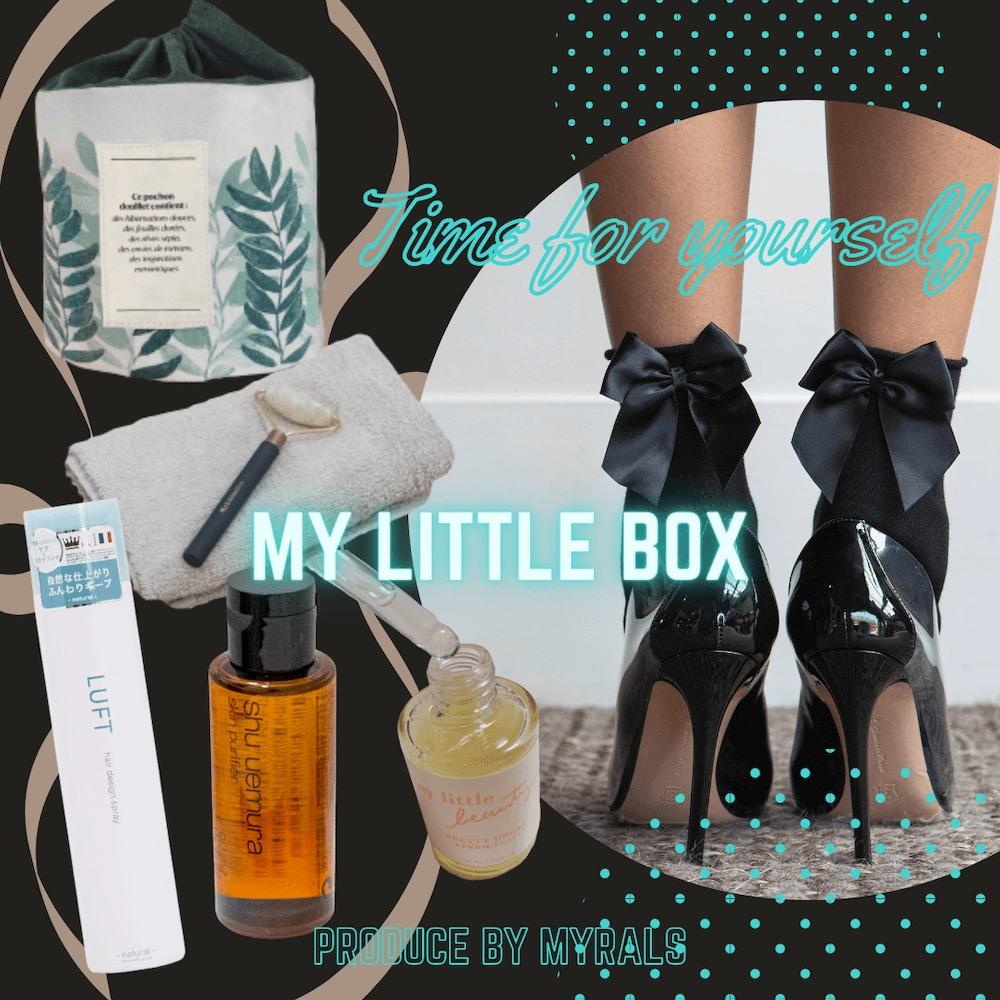 """""""シュウ ウエムラ""""のクレンジングオイルに美顔ジェイドローラーもIN♡〜My Little Box〜"""