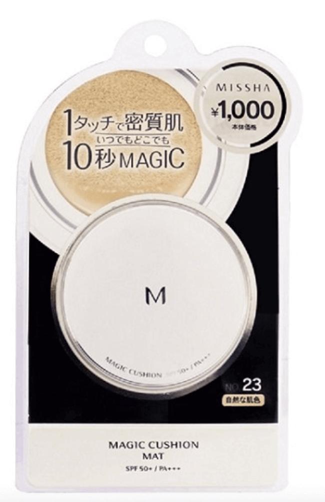 MISSHA『ミシャ M クッション ファンデーション(マット)No.23』