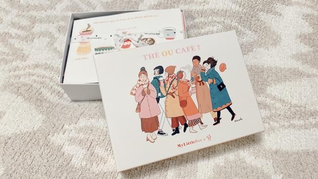 11月My Little Box 「Tea or Coffee?」