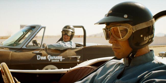 『フォードVSフェラーリ』作中画像