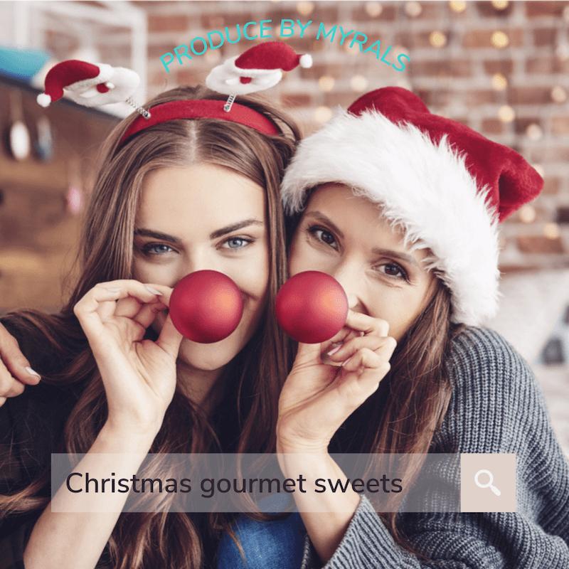 おうちクリスマスにオススメ!「小さい・小分け」クリスマスグルメスイーツ特集