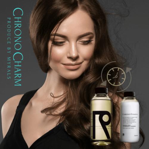 計遺伝子に働きかけるシャンプー&トリートメント「CHRONO CHARM」リアルレビュー
