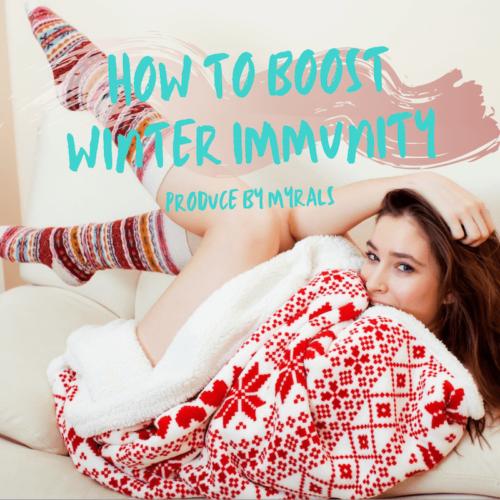 新型コロナとインフルエンザに負けない!内科医が実践している冬の免疫対策方法