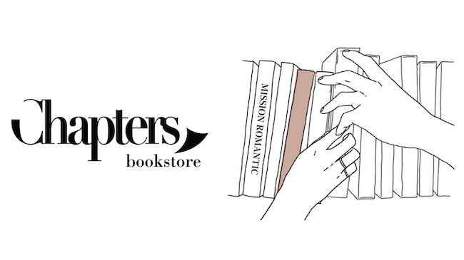 オンライン書店「Chapters」