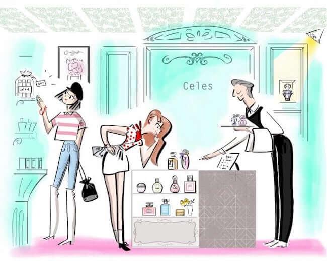ネット香水専門店Celes(セレス)