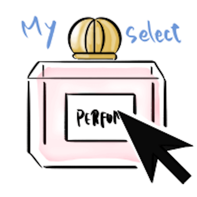 『Myセレクト』ネット香水専門店Celes(セレス)