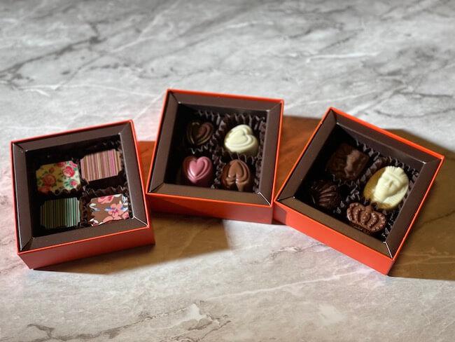 「DEPLA POL CHOCOLATIER(デプラポールショコラティエ)」バレンタイン限定商品