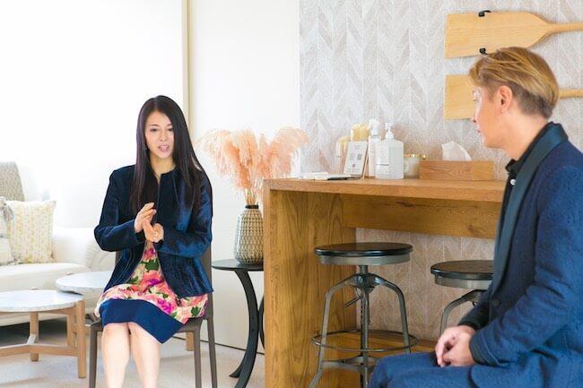 株式会社ジャパンベストヒール代表取締役の西島 直子さん・おぐねぇーさん