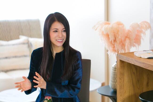 株式会社ジャパンベストヒール代表取締役の西島 直子さん