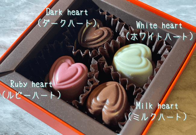 DEPLA POL CHOCOLATIER【東京ソラマチ限定】『trèfle トレーフル』