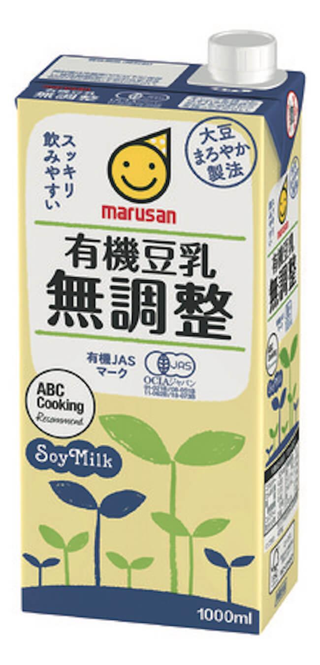 有機豆乳無調整