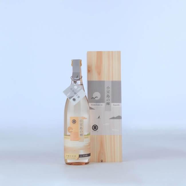 MORIKUNI『小豆島の輝 吟醸生原酒』