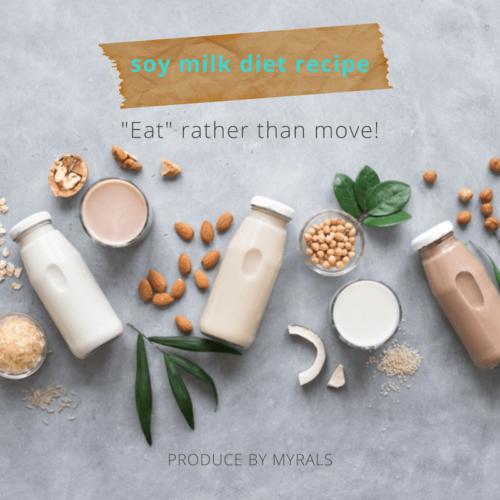 """豆乳で食べる免疫力アップダイエット!動くより""""食べる""""!身体環境を整える豆乳レシピ5つ"""