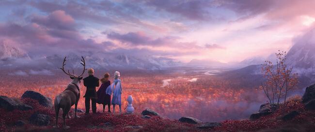 『アナと雪の女王2』場面カット