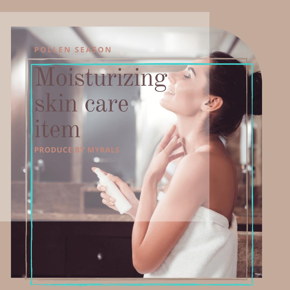 花粉症対策に入浴が効果的!?摩擦ダメージから肌を守る優しい保湿スキンケアアイテム4選