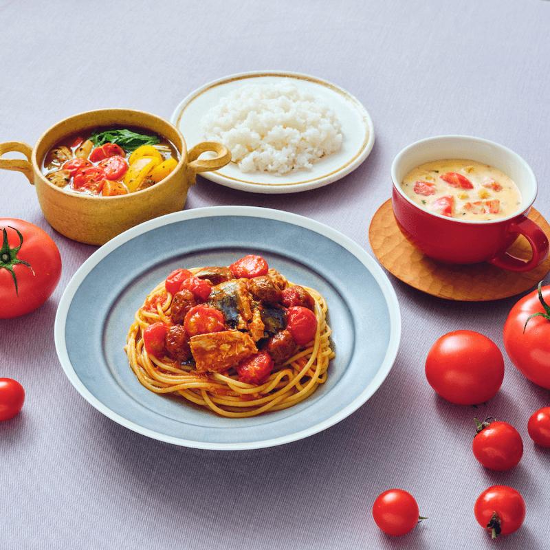 実は春が旬!?栄養満点のトマトを使った調理時間10分以内の手間抜きレシピ6つ