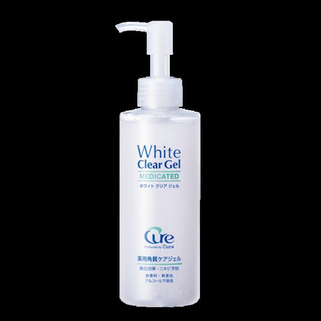 Cure『ホワイトクリアジェル』