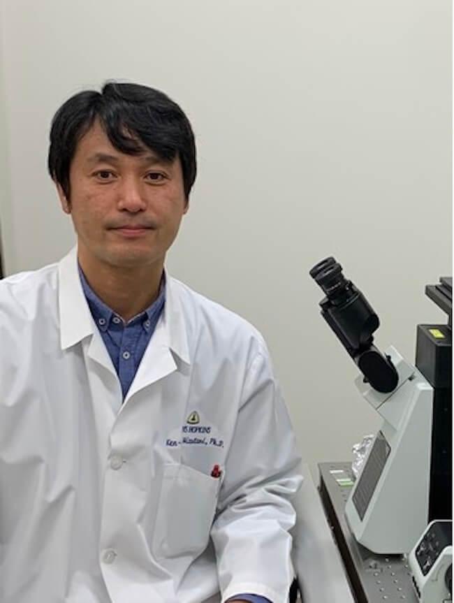 神戸学院大学大学院 薬学研究科 水谷健一特命教授