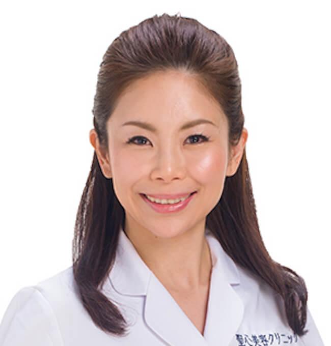 ファンデ不使用すっぴんドクター!美容皮膚科医の小林 美幸先生