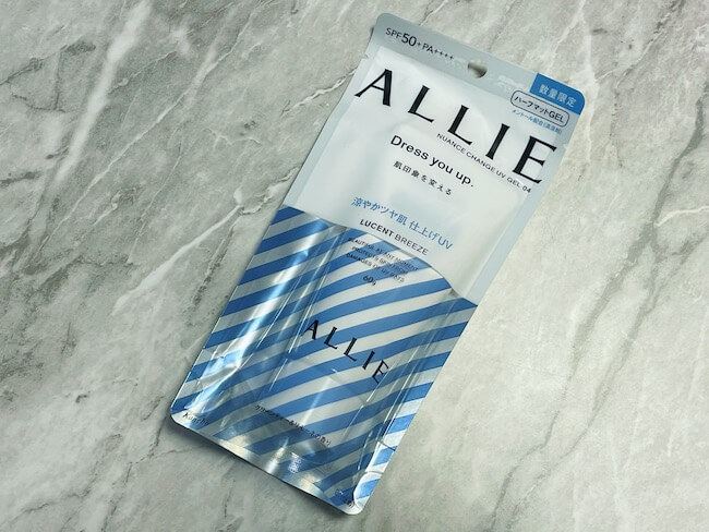 ALLIE(アリィー)『アリィー ニュアンスチェンジUV ジェル CL』
