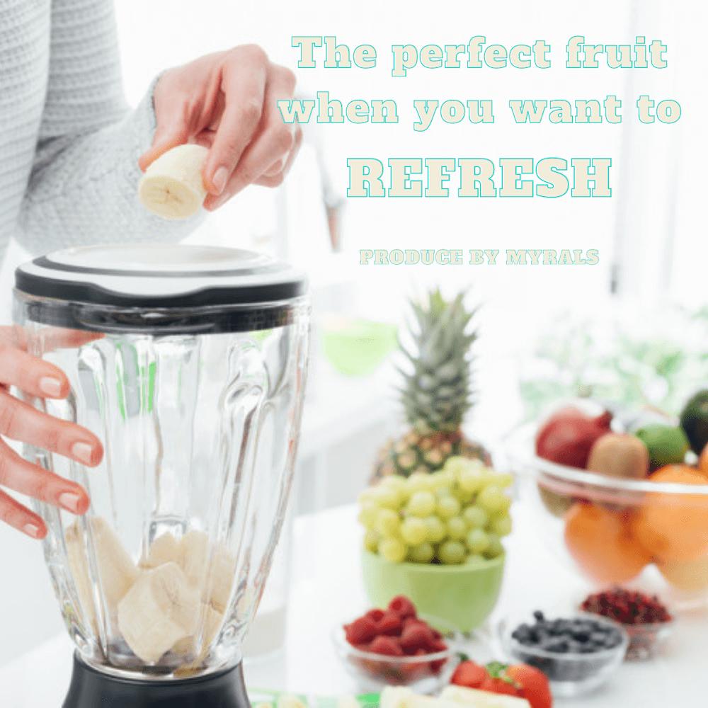 管理栄養士が選ぶ!リフレッシュしたい時に最適なフルーツ3選