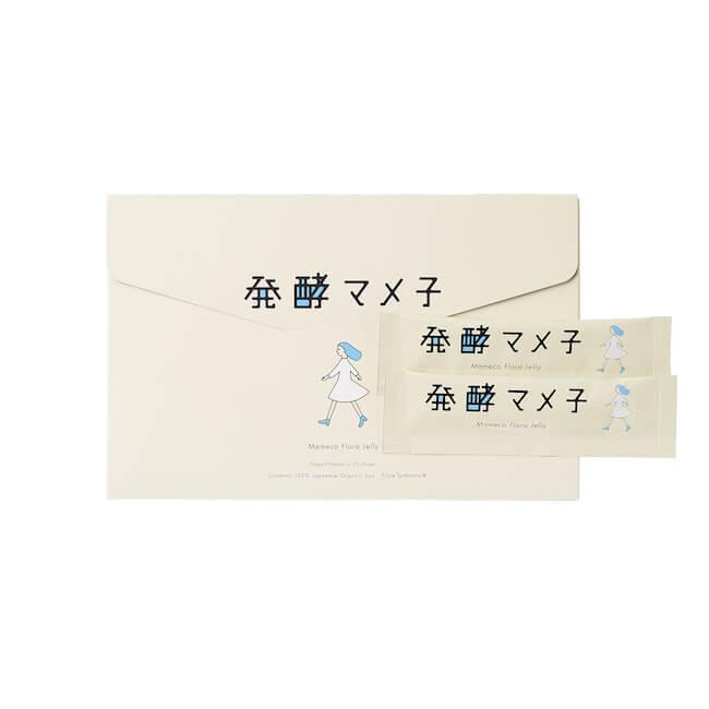 『発酵マメ子 フローラゼリー』