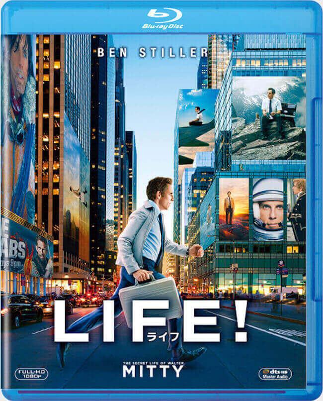 「LIFE!」ジャケット写真