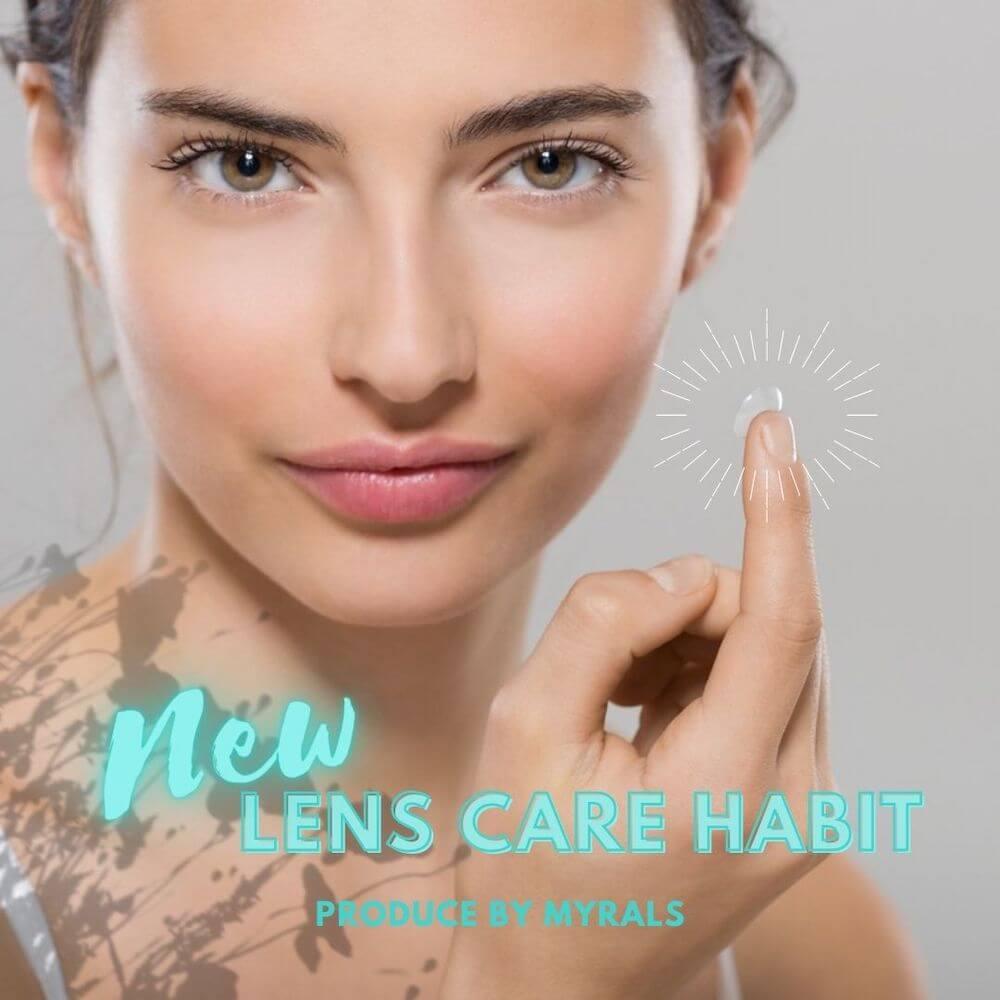 レンズ菌から目を守る!「新・レンズケア習慣」でコンタクトレンズへの消毒意識を高めよう!