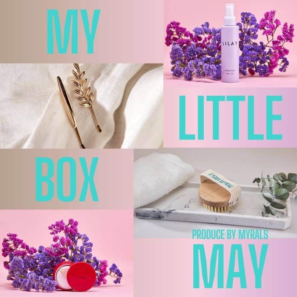 5月のMy Little Boxは話題のボディブラシや初夏に使いたいコスメがIN!