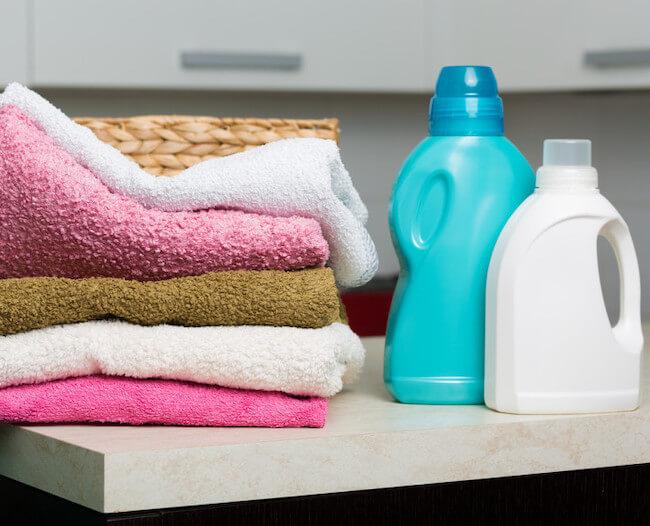 洗濯物 洗濯洗剤