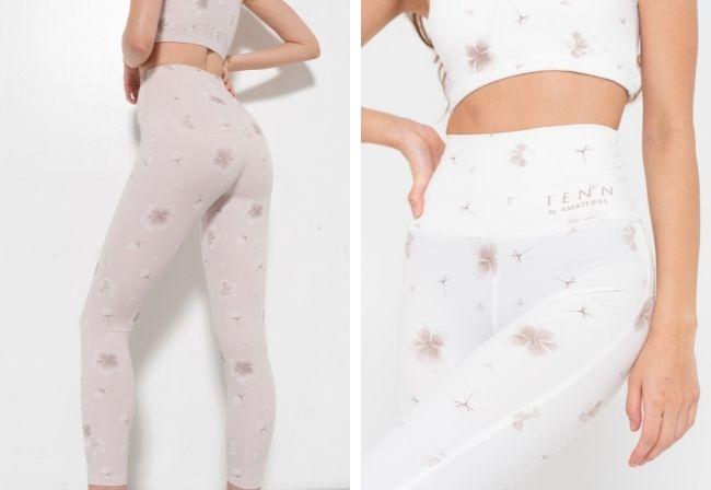 『sakura tank leggings』TENN