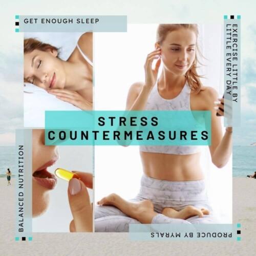 運動・睡眠・食事の3つが基本!専門家が教えるストレス対応策