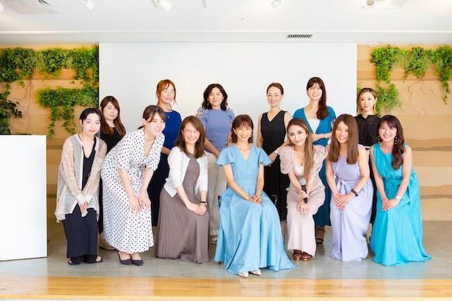 安田美沙子さんトークショー集合写真